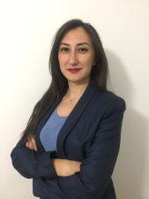 Yıldız Balatürk Erkan - Burgan Bank - BT Denetiminden Sorumlu Teftiş Kurulu Başkan Yardımcısı